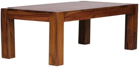 Wohnling WL1.211 Sheesham - Mesa de centro (110 x 60 cm, madera ...