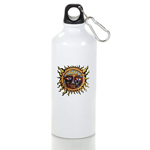 Wenlitee Sublime 40 Oz to Freedom Aluminum Outdoor Sports Bottle Mountaineering Kettle White L