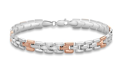 Carissima Gold - Bracelet - (375) - Or bi colore - Femme