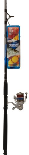 Cheap Zebco Fishing Ready Tackle Spinning Combo (Surf/Pier,7-Feet Med/Heavy)