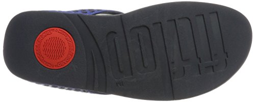 Azul Royal 043 Chanclas Mujer Fitflop E92 Blue qwxITtYHz