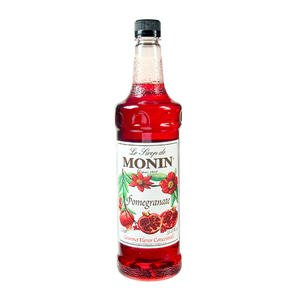 Monin Pomegranate Flavoured Syrup 1 - Pomegranate Monin