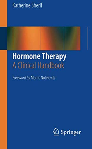 Therapy Replacement Hormone - Hormone Therapy: A Clinical Handbook