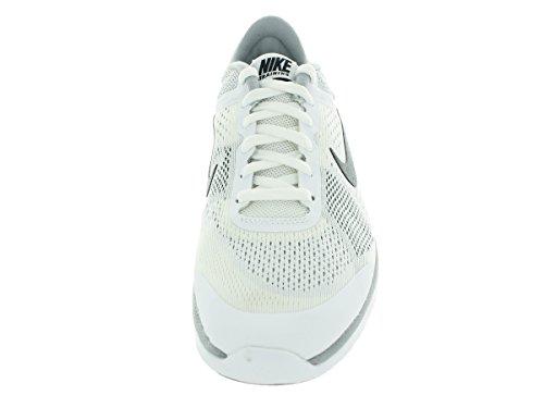 Nike Frauen In der Saison TR 4 Cross Trainer Laufschuh Weiß / Dunkelgrau - Wolf Grey