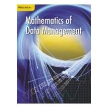 Nelson Mathematics of Data Management: Student Text