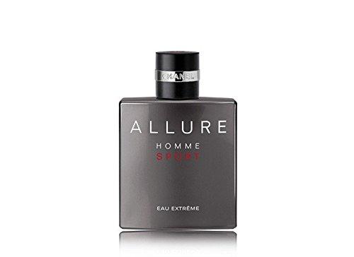 CHANEL_ALLURE_HOMME_SPORT_Eau_Extrême Eau_de_Parfum, 3.4 oz Chanel Allure Homme Sport