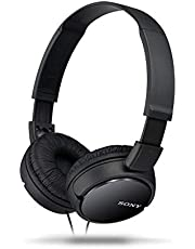 Sony MDR-ZX110/BCE Headphone, Black