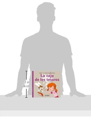 María y el detective Guatson. La caja de los tesoros: Amazon.es: Cervera Noguès, Jordi, Serra Bonilla, Sebastià, Mercader, Georgina: Libros