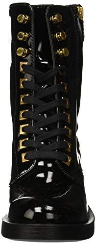 Black nero Boots Zelda Womens Guess High nero qfxISw67C