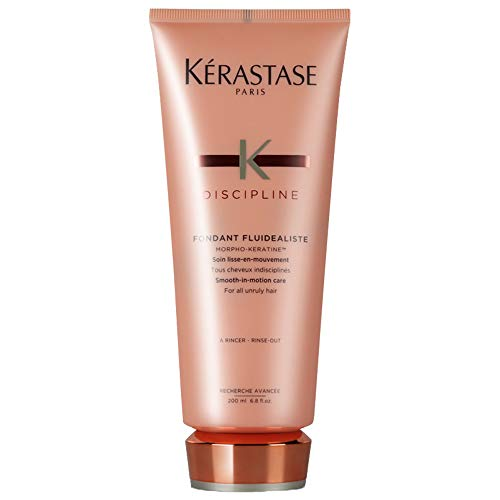 Kerastase Discipline Fondant Fluidealiste Smooth-in-Motion Care Conditioner for Unisex, 6.8 Ounce by Kerastase (Image #2)