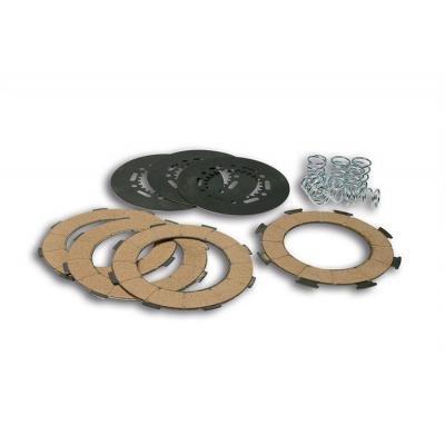 MALOSSI - 61079 : Kit discos embrague (7 muelles) MHR VESPA COSA/PX