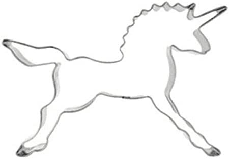 1 Set 1 Pcs/Unicorn Horse Cookies Cutter Mold Cake Decoratin