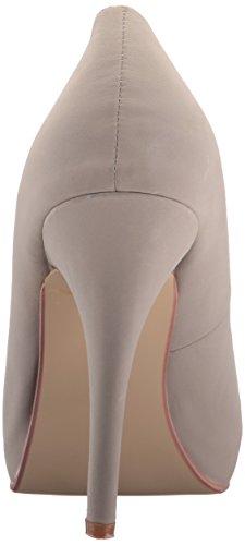 Brinley Co Femmes Layne Robe Pompe Régulière Et Large Tailles Gris
