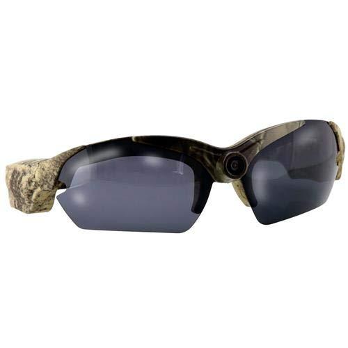 Coleman VisionHD 1080p HD / 16.0 MP Wearable POV Sports Digital Camera & Video Sunglasses, Camoflauge