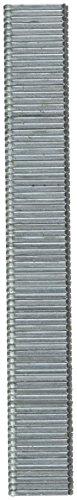 Hitachi 21104S Hitachi 21104S 1/2-in x 1/4-in Crn 18G EG Staples, (Hitachi Staples)