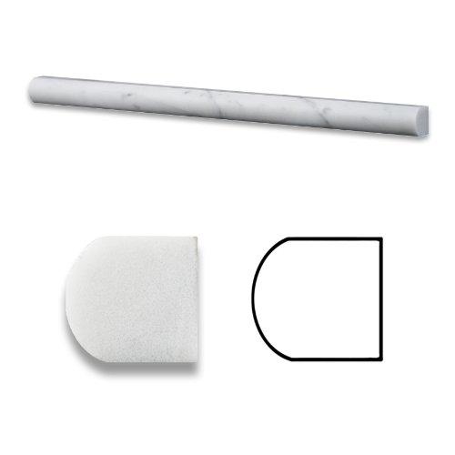 Carrrara White 3/4