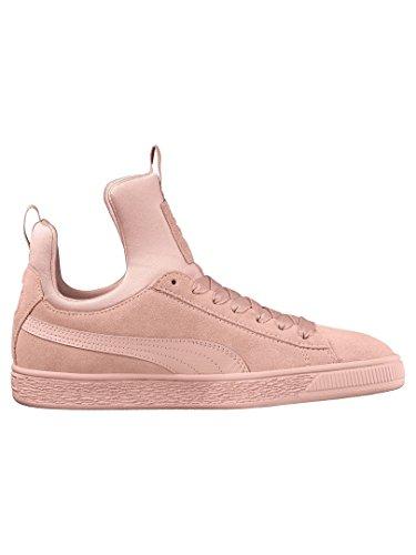 Beige Rosa Puma Suede Sneaker Donna Fierce qAPfXwf1