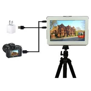 GeChic 1303 VESA 100 Kit (Mount,Case, Cables All in one) for GeChic 1303H and 1303i