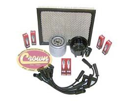 Jeep Grand Cherokee (1997-1998) with 4.0L engine: Tune Up Kit TK-11 Kit Crown Jeep Tune
