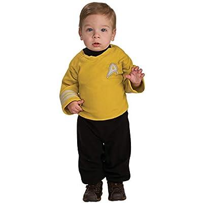Star Trek into Darkness Captain Kirk Costume, Toddler 1-2: Toys & Games