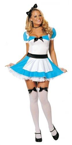 Sexy Alice Costume - S/M