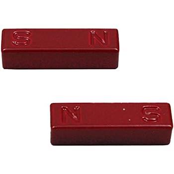 Amazon Com Dowling Magnets Ceramic Bar Magnets 1 13 Inch