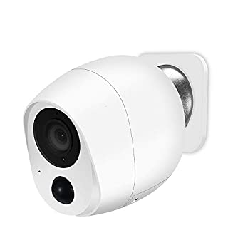 Low-Power Battery 1080P Wireless Surveillance Camera