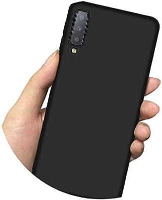 La Caja del teléfono de Silicona para Samsung Galaxy A7 Caso 2018 ...