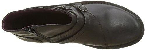 Kickers Ladies Crumcross Classic Boots Noir (noir)