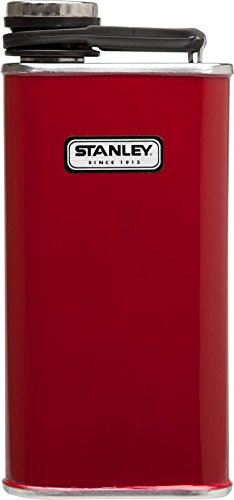 Engravable Slide (Stanley Classic Flask 8 oz, Red)