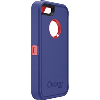 OtterBox DEFENDER SERIES Case for iPhone 5/5s/SE - Retail Packaging - BERRY (RASPBERRY PINK/SIENNA PURPLE)