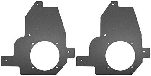 1990-1996 Nissan 300ZX Front Door Speaker Adapter Spacer Rings - SAK005_55-1 Pair - Front Door Speaker Adapter