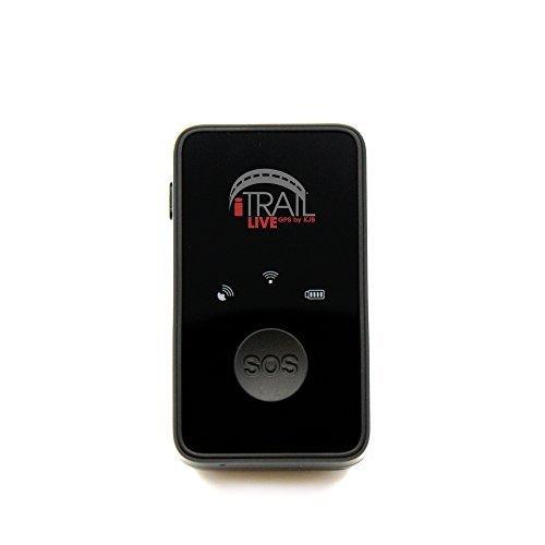 iTrail GPS900 Solo Portable GPS Live Tracker by KJB (Image #1)
