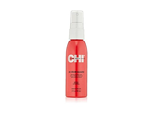 CHI 44 Iron Guard Thermal Protection Spray, 2 Fl Oz (Products That Protect Hair From Heat Damage)