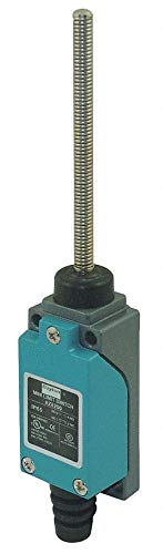 (Dayton 12T962 Compact Limit Switch, SPDT, Omnid,)