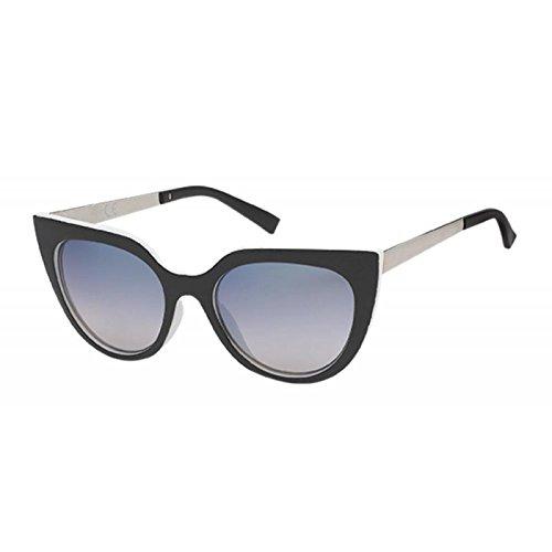 Chic-Net Gafas de sol Cateye arriba apenas 400 UV bicolor ...