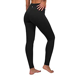 90 Degree By Reflex High Waist Fleece Lined Leggings – Yoga Pants