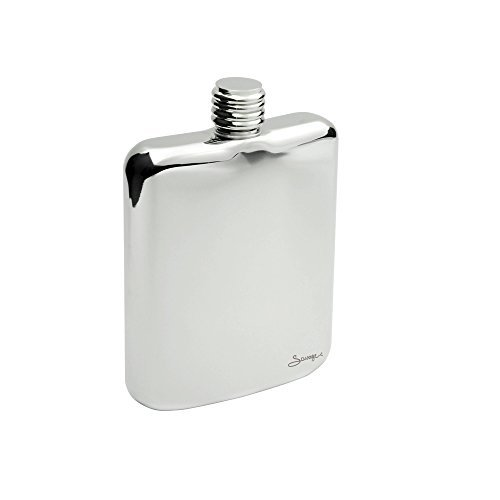SAVAGE 6oz Stainless Steel Hip Flask RMF-09 by Savage