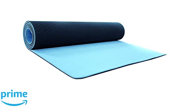Finnlo Alaya - Yoga mats (Negro, Azul): Amazon.es: Deportes ...