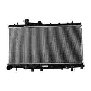 TYC 2703 Subaru Impreza 1-Row Plastic Aluminum Replacement Radiator