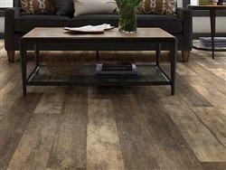 "Shaw Floors Premio Plank 5.83"" Luxury Vinyl Tile Flooring Novella Sample"
