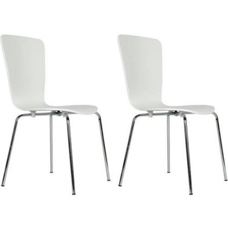 DHP Bentwood Dining Chair, Set of 2 ()