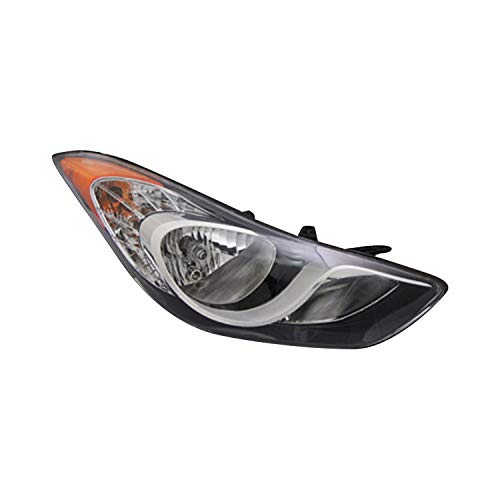 New Replacement Head Lamp Assembly Passenger Side For Hyundai Elantra OEM Quality