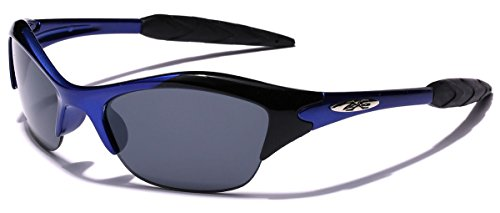 KIDS AGE 3-12 Half Frame Sports Sunglasses - Variety of - Youth Sunglasses Polarized
