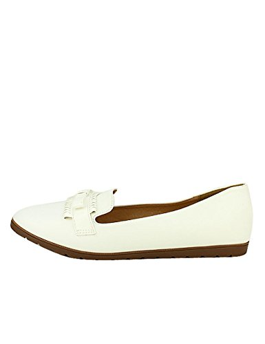 Femme ME CINKS Cendriyon Chaussures Blanche Derbie wxYqXx0Z7O