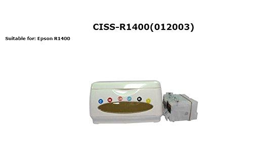 Empty CISS for Epson Artisan 1430 Inkjet Printer for Sublimation  Printing(Item#012003)
