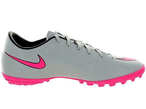 Nike 651646 690 Mercurial Victory V Tf Herren Sportschuhe - Fußball wolf grey-hyper pink-black-black (651646-060)
