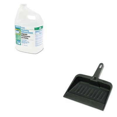 KITPAG22570EARCP2005CHA - Value Kit - Procter amp; Gamble Professional Disinfectant Bathroom Cleaner (PAG22570EA) and Rubbermaid-Chrome Heavy Duty Dust Pan (RCP2005CHA)