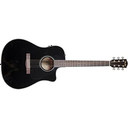 Fender CD60CE Dreadnought Acoustic-Electric Guitar