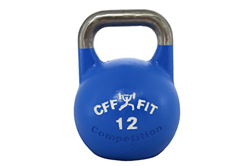 CFF 12 kg Pro Competition Russian Kettlebell (Girya) Great for Cross Training and MMA Training! by CFF FIT